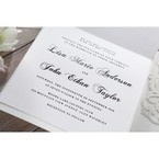 White An Elegant Beginning - Wedding invitation - 21