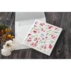 Red Petal Perfection - Wedding invitation - 60