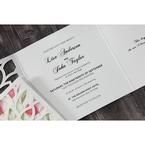 Red Petal Perfection - Wedding invitation - 65