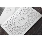 Purple Contemporary Celebration - Wedding invitation - 68