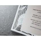 White Mystic Forest - Engagement Invitations - 78