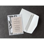 White Mystic Forest - Wedding invitation - 66