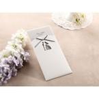 Silver/Gray Traditional Bride and Groom - Wedding invitation - 30