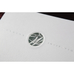 White Modern Marvel - Wedding invitation - 17