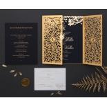 Botanical Glamour - Wedding Invitations - PWI116022-NV-7615 - 183883