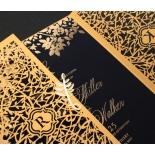 Botanical Glamour - Wedding Invitations - PWI116022-NV-7615 - 183885