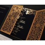Botanical Glamour - Wedding Invitations - PWI116022-NV-7615 - 183886