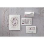 Purple Laser Cut Forest 3D Pocket - Wedding invitation - 71