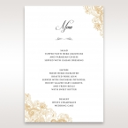 Imperial Glamour without Foil menu card DM116022-DG
