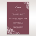 Imperial Glamour without Foil order of service DG116022-MS-D