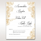 Imperial Glamour without Foil reception card DC116022-DG_2