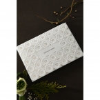 Laser Cut Button wedding invitations HB15102_3