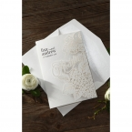 Laser Cut Floral Wedding wedding invitations HB15086_4