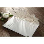 Laser Cut Floral Wedding wedding invitations HB15086_6