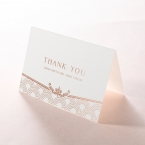Luxe Victorian thank you card DY116074-GK-RG