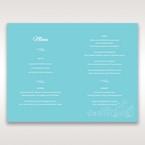 Green Ocean Frame I Laser Cut - Menu Cards - Wedding Stationery - 16