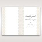 White Amabilis - Menu Cards - Wedding Stationery - 25