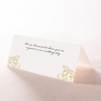 Modern Crest place card DP116122-DG
