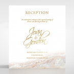 Moonstone reception card DC116106-KI-GG