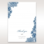 Noble Elegance thank you card DY11014