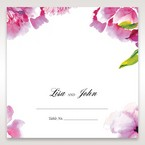 Purple Laser Cut Frame Pocket - Place Cards - Wedding Stationery - 52