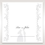White Promise - Place Cards - Wedding Stationery - 21
