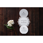 White Traditional Romance - Wedding invitation - 29
