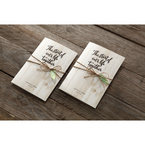 Brown Rustic Woodlands - Wedding invitation - 45
