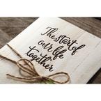 Brown Rustic Woodlands - Wedding invitation - 47