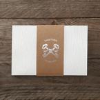 Brown Eternity - Wedding invitation - 52