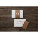 Brown Eternity - Wedding invitation - 61