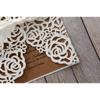 Brown Countryside Chic - Wedding invitation - 14