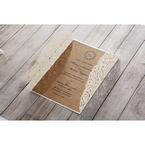 Brown Countryside Chic - Wedding invitation - 19