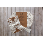 Brown Countryside Chic - Wedding invitation - 24
