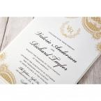 Prosperous Golden Pocket bridal shower invitations IAB11045-B_4