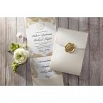 Prosperous Golden Pocket bridal shower invitations IAB11045-B_6