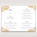 Prosperous Golden Pocket menu card DM11045_2