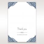 Royal Frame thank you card DY15088