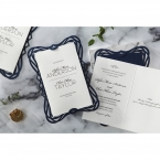 Royal Frame wedding invitations HB15088_8
