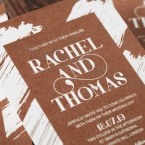 Rustic Brush Stroke wedding invitations FWI116129-TR_10