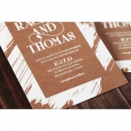 Rustic Brush Stroke wedding invitations FWI116129-TR_11