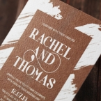 Rustic Brush Stroke wedding invitations FWI116129-TR_2