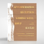 Rustic Brush Stroke with Foil wedding invitations FWI116091-TR-GG_3
