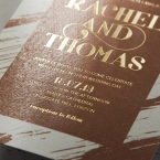 Rustic Brush Stroke with Foil wedding invitations FWI116091-TR-GG_4