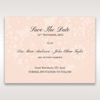 Orange Pink Light Romance - Save the Date - Wedding Stationery - 34