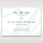 White Modern Marvel - Save the Date - Wedding Stationery - 73