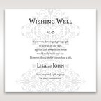Black A Night at the Opera - Wishing Well / Gift Registry - Wedding Stationery - 52