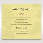 Green Magical Garden - Wishing Well / Gift Registry - Wedding Stationery - 98