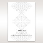 Black A Night at the Opera - Thank You Cards - Wedding Stationery - 52