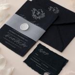 Magnificently Vintage - Wedding Invitations - DEBL-WI-01 - 185163